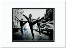George Chakiris Autograph Signed Photo - West Side Story